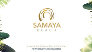 Samaya Beach ・ La tua Domenica d'Estate