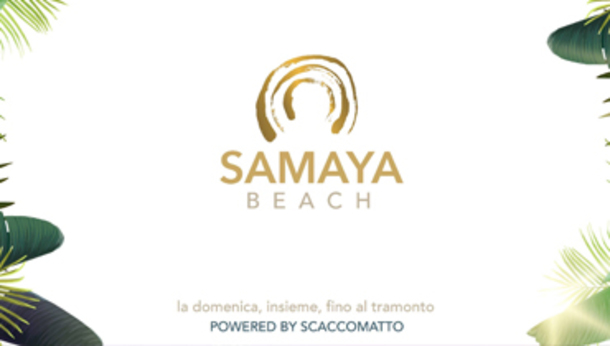 Samaya Beach ・ La tua Domenica d'Estate