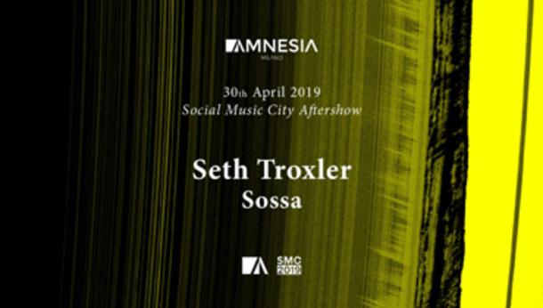 SMC - Aftershow w/ Seth Troxler, Sossa