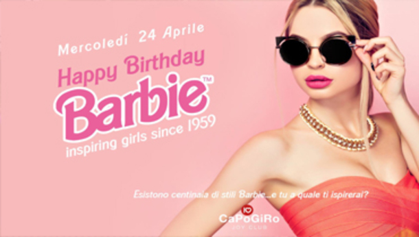 Happy Birthday Barbie | CaPoGiRo Joyclub