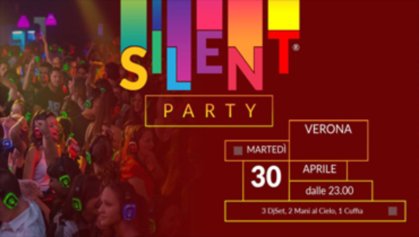 Silent Party at Pika, Verona