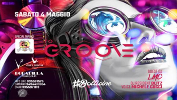 Bollicine & Groove by Bobadilla!