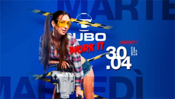 WORK It Extradate by Cubo Cafè!