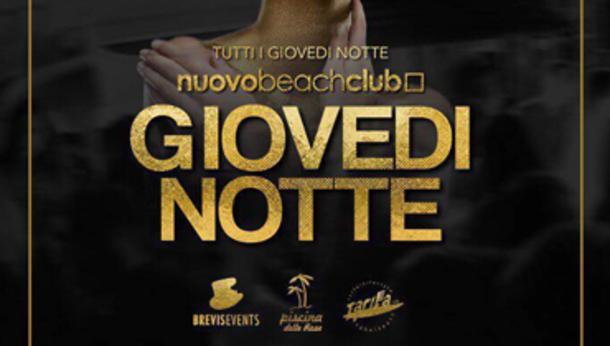 Giovedì sera by Nuovo Beach Club