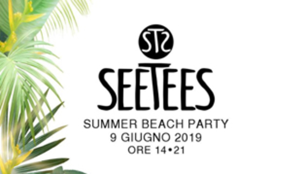 Seetees Summer Beach Party at Scaccomatto