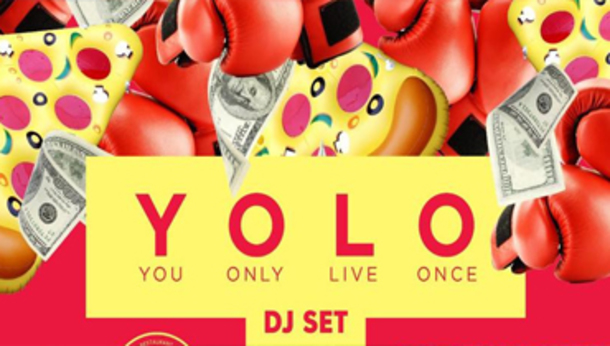YOLO Dj Set - Amen Panoramic Bar&Food - Verona