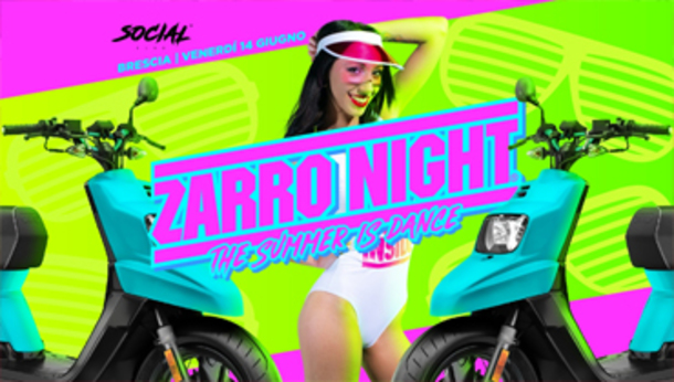 Zarro Night® - Brescia > Social Club