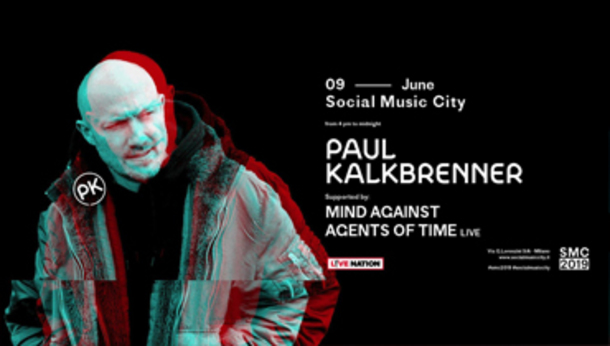 Paul Kalkbrenner at Social Music City
