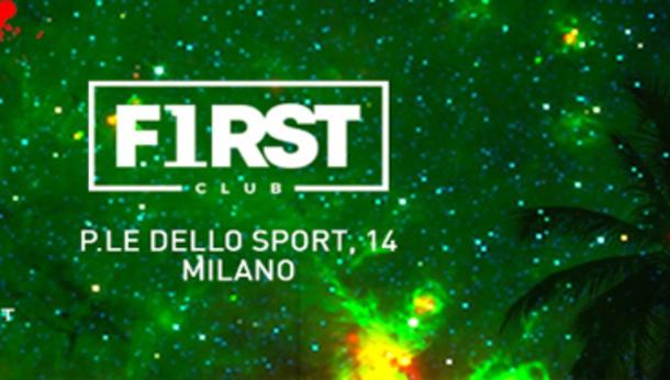Giovedì notte @ discoteca First Club Milano