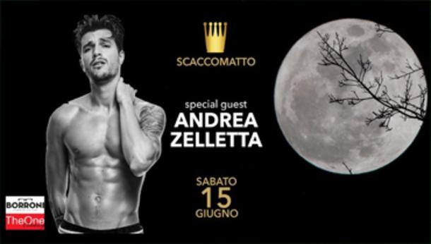 ANDREA ZELLETTA • Scaccomatto