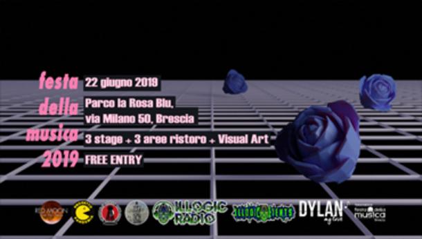 Festa della Musica 2019 ➺ Parco La Rosa Blu | Brescia