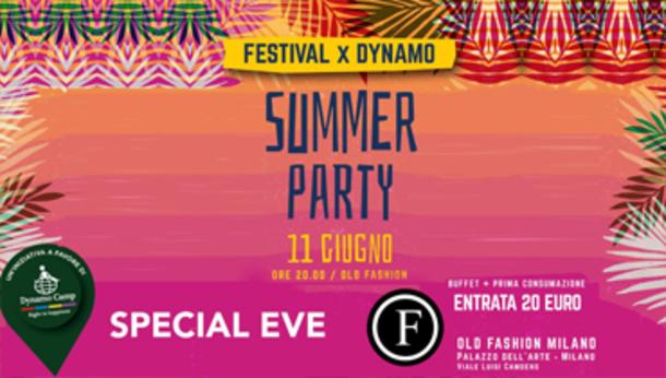 Festival x Dynamo at Old Fashion