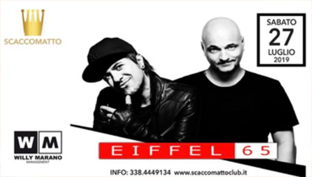 Eiffel65 @ Scaccomatto