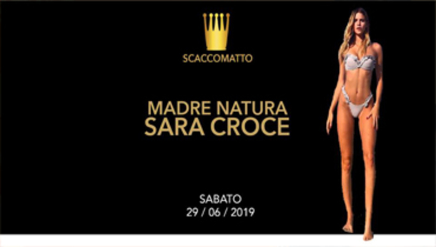 Sara Croce @ discoteca Scaccomatto
