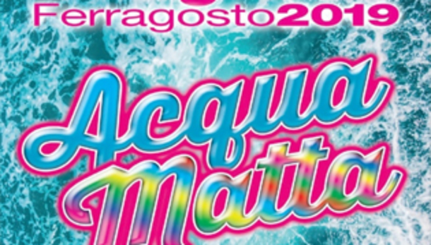 Ferragosto by discoteca Art Club!