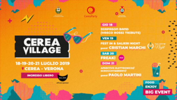 Cerea Village 2019