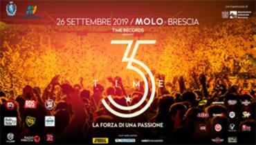 """Time Records presenta - """"TIME 35"""" La Forza Di Una Passione"""