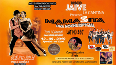 Latino Americano by Jaive La Cantina