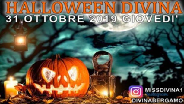 Halloween Bergamo Divina