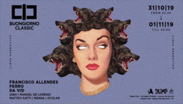 Halloween Edition w. Francisco Allendes | Ferro