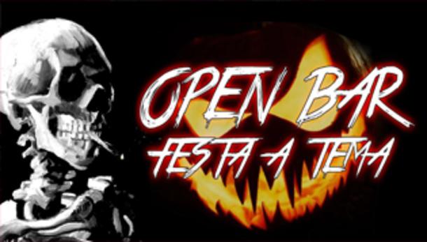 Halloween Party Open Bar Festa a Tema by Garden Gate