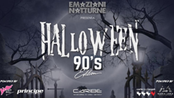 Halloween 90 edition by Caribe Cerea