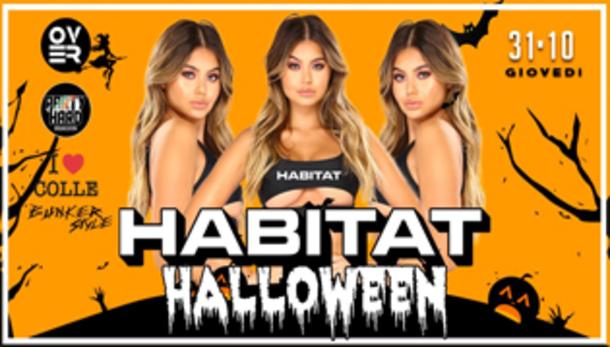 Halloween 2019 w/HABITAT @ Colle San Giuseppe