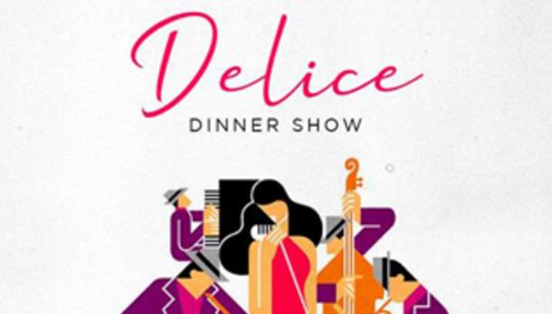 Delice Dinner Show a Corte Cola