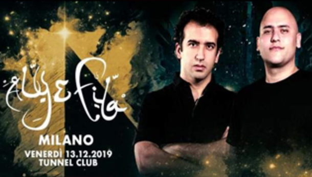 Aly & Fila (4 Hours Extended Set) / Tunnel Club / Milano