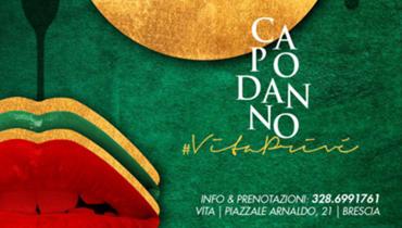 Capodanno 2020 al Vita Privè di Brescia