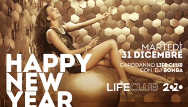 Capodanno 2020 Life Club Rovetta