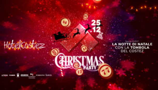 Hotel Costez | Christmas Party