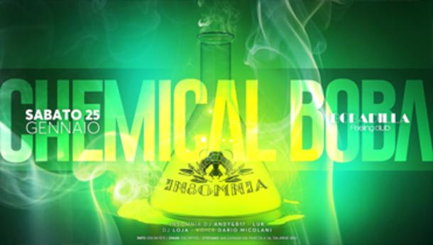 Insomnia presenta: Chemical Boba