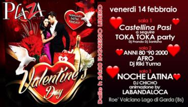 San Valentino @ Plaza Disco!