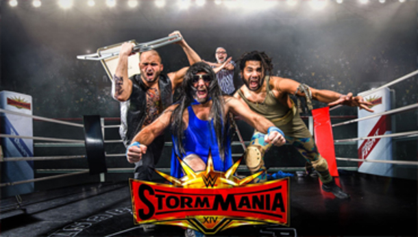 STORM 14 Carnival PARTY