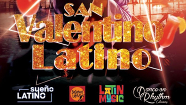 San Valentino Latino 2020 by Banana Loca