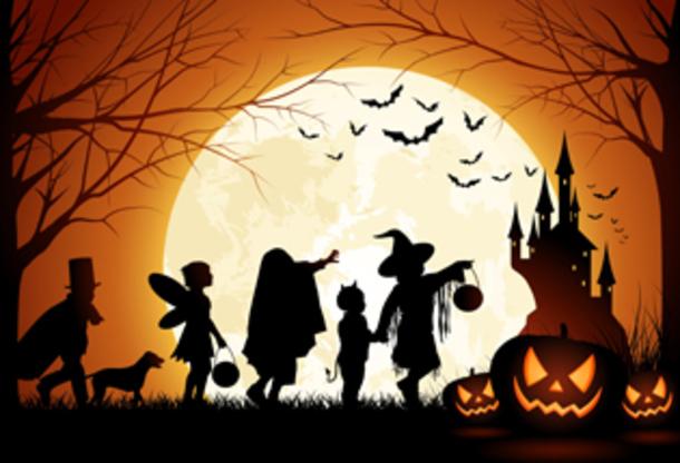 Halloween a Jesolo