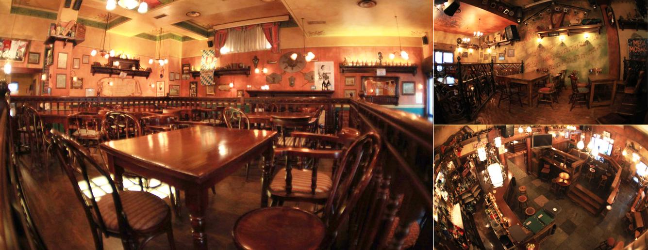 O 39 dea 39 s irish pub bergamo for Arredamento pub irlandese
