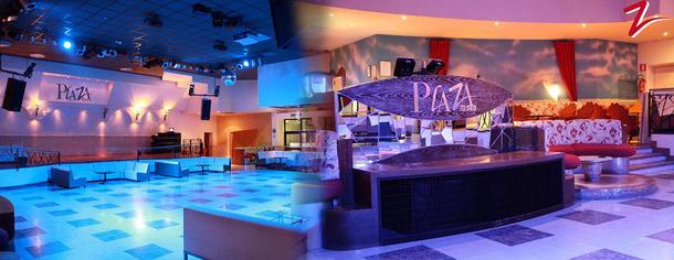 Discoteca Plaza a Roè Volciano, Lago di Garda