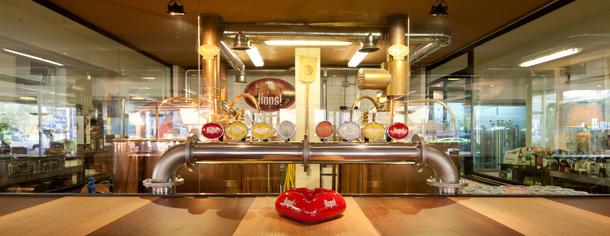 Hops - la fabbrica della birra a Desenzano