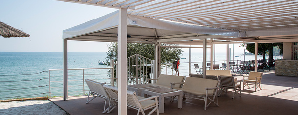 Addio al nubilato alla Baia Bianca, Lago di Garda