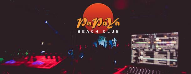 Papaya beach Club a Segrate, Milano, zona Idroscalo