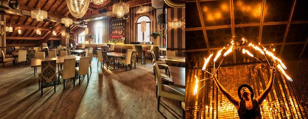 Ristorante discoteca Maison a Milano