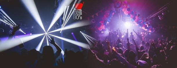Discoteca Club Haus 80 Milano