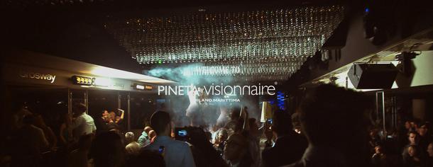 Discoteca Pineta a Milano Marittima