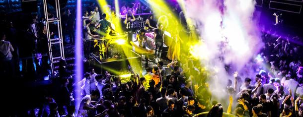 Discoteca Nikita a Telgate, Bergamo