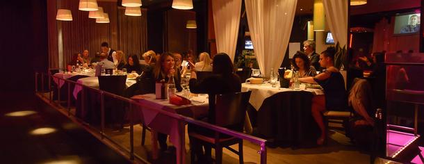 Mascara, discoteca con ristorante a Mantova
