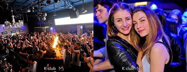 K Club Discoteca a Jesolo, Venezia