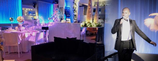 Dolce Vita Discorestaurant Lounge Cafè a Sale Marasino, Lago Iseo