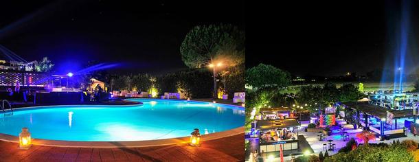 Discoteca Villa Papeete a Milano Marittima, Riviera Romagnola